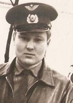 Геннадий Обрезков