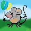 Мышь амбарная