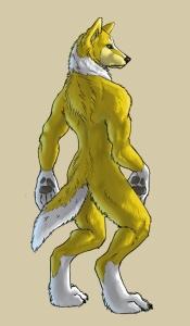 GoldenWerewolf