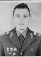 Воробьев Олег Ст.-сержант