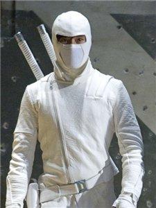 Белый ниндзя