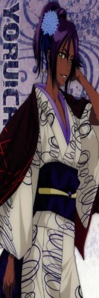 Shihouin Yoruichi