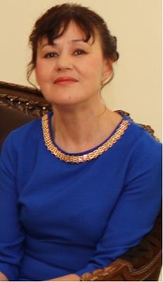 Дина Энесовна