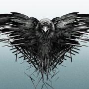 Three-eyed crow