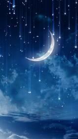 Silver moon