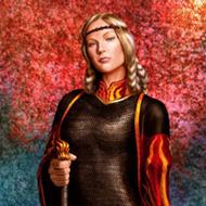 Королева Висенья