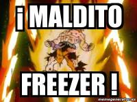 Malditofreezer